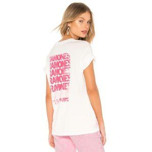 Free People X Daydreamer The Ramones Let's Go Tee